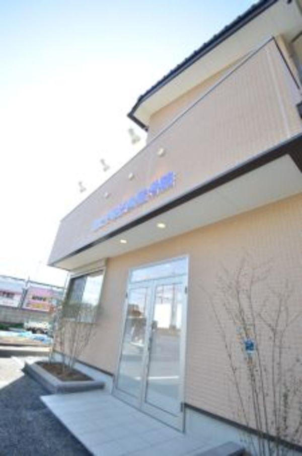 豊橋市北山町「店舗つき・鉄骨新築住宅」のサムネイル