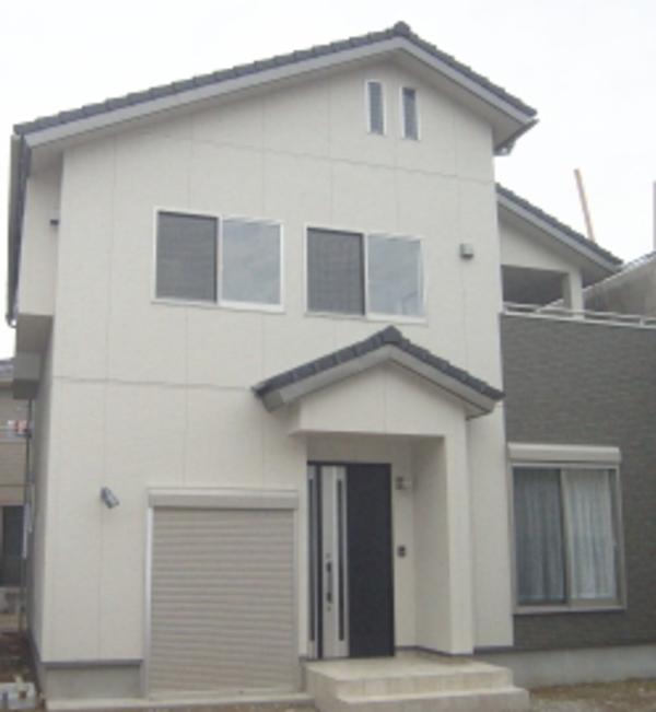 豊橋市富士見町「キッズスペースとロフトのある家」のサムネイル