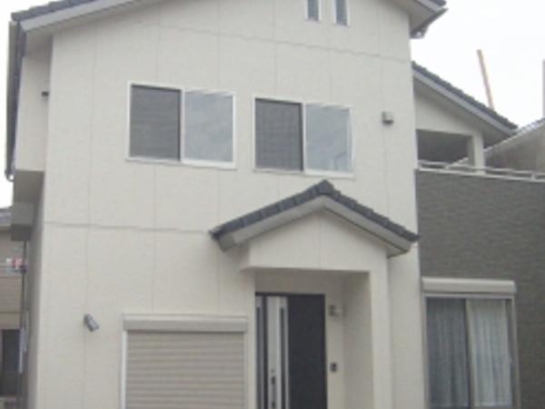 豊橋市富士見町「キッズスペースとロフトのある家」