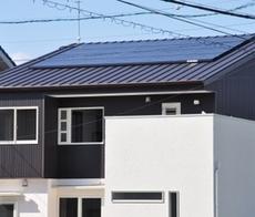 豊橋市江島町「デザイナーズECO with 太陽光」