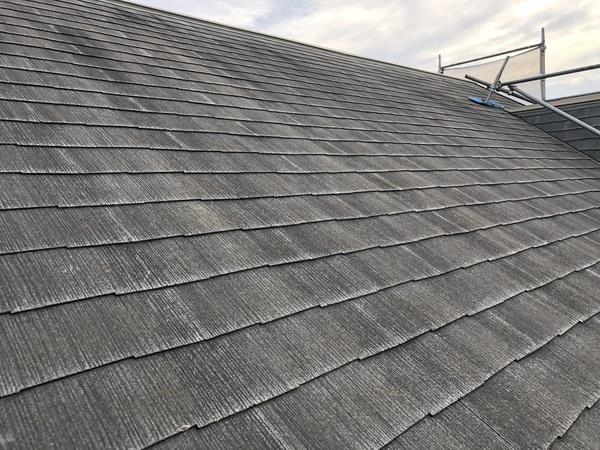 豊橋市 新築 自然素材と地下住宅 / 屋根の種類②
