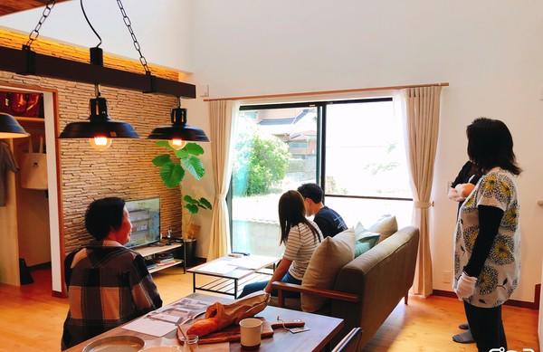 豊橋市 新築 自然素材と地下住宅 / お施主様の生レビュー!