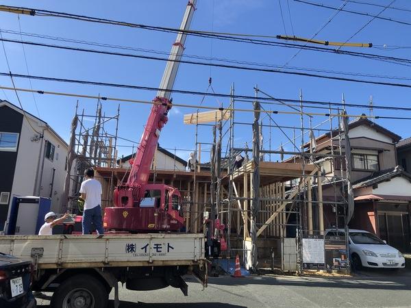 豊橋市 新築 自然素材と地下住宅 / KU-ROの一棟入魂!