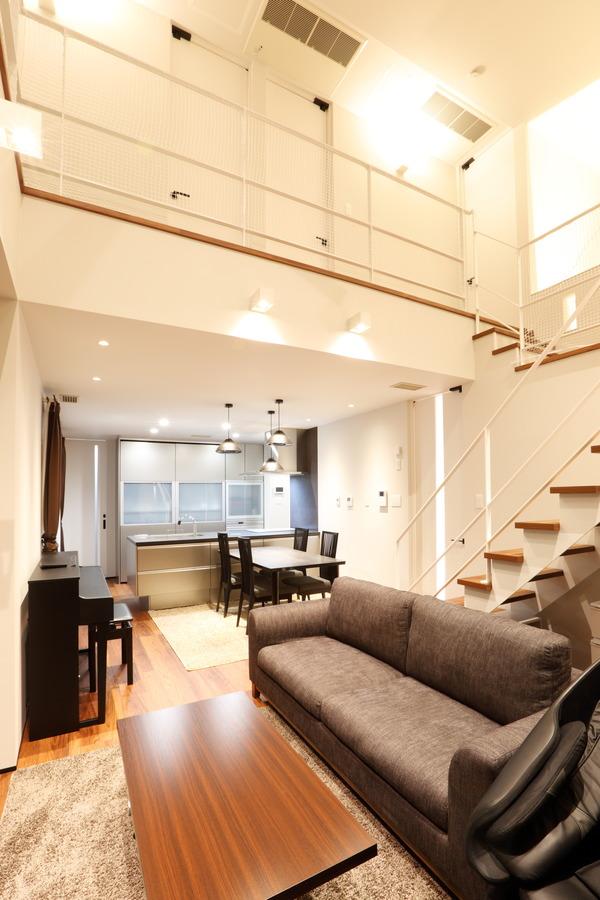 注文住宅でリビング階段をお考えの方へ!リビング階段のメリットを解説!