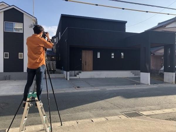 豊橋市 新築 自然素材と地下住宅 / カメラマンさんも絶賛でした。