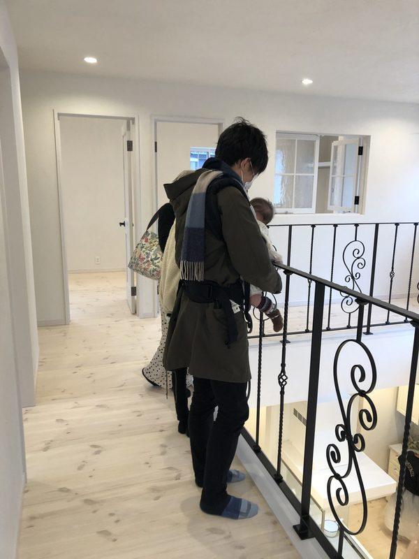 豊橋市 新築 自然素材と地下住宅 / 『シャビーシックデザインの家』見学会報告