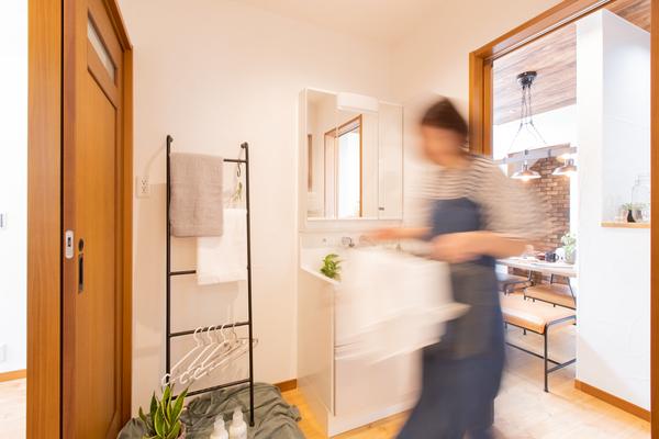 注文住宅をお考えの方必見!おすすめの洗面所をご紹介します!
